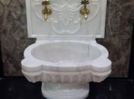 Marble Bath Washbasins