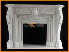 Marble Fireplace 05