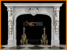 Marble Fireplace 10