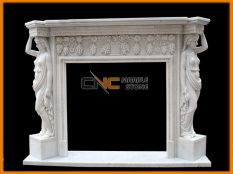 Marble Fireplace 11