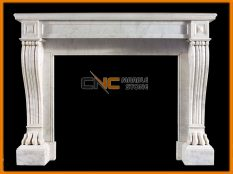 Marble Fireplace 12