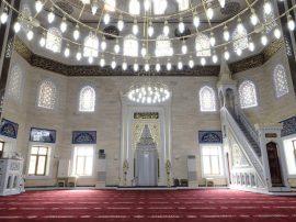 Conception De La Mosquée